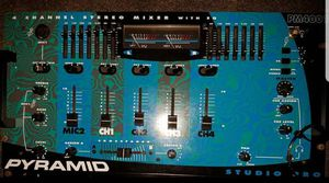 Mixer Pyramid for DJ for Sale in Sanger, CA