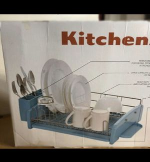 Kitchen Aid 3-piece Drying Rack **BRAND NEW** for Sale in Stockton, CA