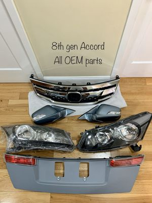 2008 - 2012 Honda Accord OEM Parts 2009 2010 2011 for Sale in New York, NY
