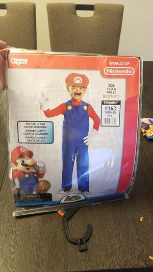 Mario costume for Sale in Plantation, FL