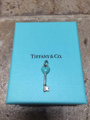 Tiffany & Co Heart Key Pendant for Sale in Tacoma, WA