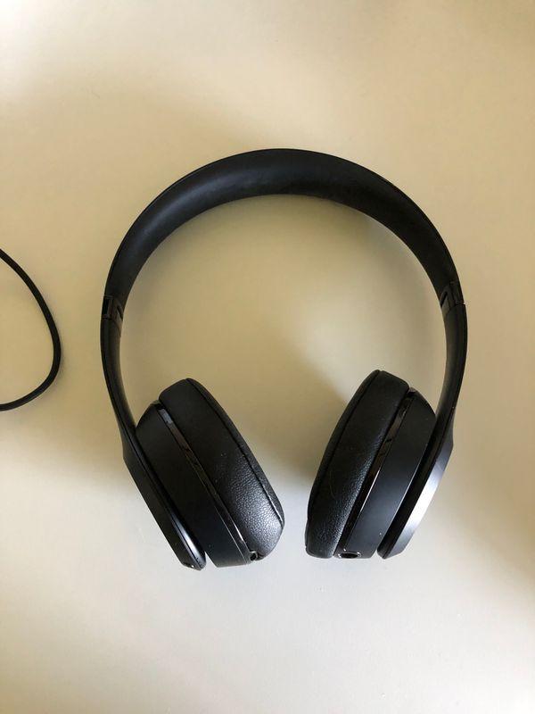 Beats Solo Bluetooth Headphones