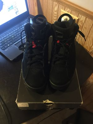 Jordan Retro 6 sz9 for Sale in Austin, TX