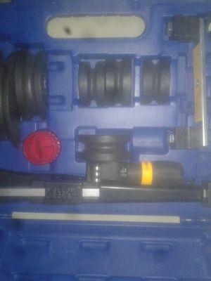 Yellow jacket rachet tube bending set for Sale in Washington, DC