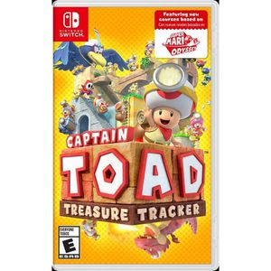 Captain Toad Treasure tracker Bundle Includes DLC Switch for Sale in Orange, CA