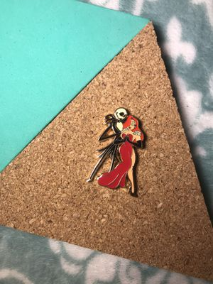 Jessica Rabbit and Jack Skellington Dancing Fantasy Pin for Sale in Scottsdale, AZ