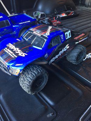 Rc traxxas good condition for Sale in Stockton, CA