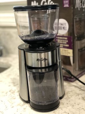 Mr coffee Automatic Burr Mill Grinder for Sale in Norwalk, CA