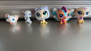 Littlest pet shops for Sale in Tulare, CA