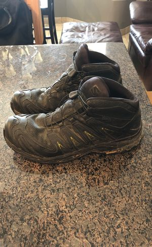 Salomon tactical hiking boots for Sale in Phoenix, AZ