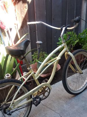 Beach crusier bike good condition for Sale in San Jose, CA