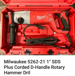 Milwaukee rotary hammer drill for Sale in Washington, DC