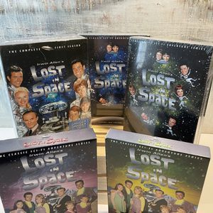 Lost in space DVD collection for Sale in Lynnwood, WA