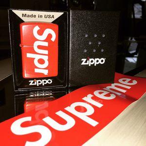 Deadstock Supreme Zippo for Sale in Cranston, RI