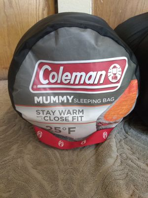 Coleman sleeping bag for Sale in Madera, CA