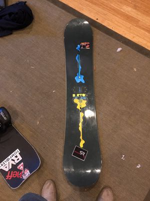 Burton V rocker 152 snowboard for Sale in McLean, VA