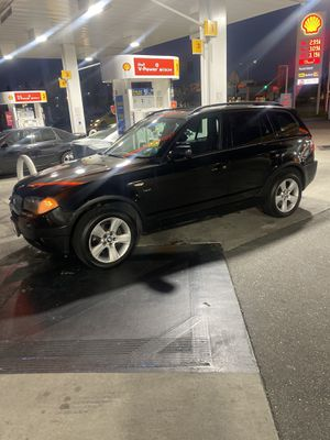 2005 BMW X3 3.0i .. Clean title ,has tags, 120k miles runs excellent . Very clean car. for Sale in Bellflower, CA