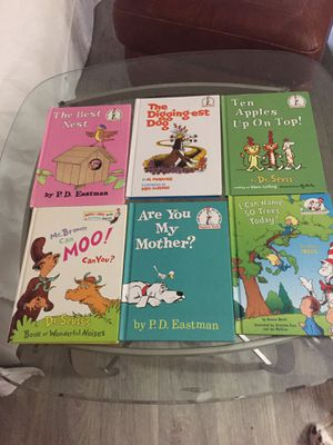 6 Dr Seuss Books for Sale in Boynton Beach, FL