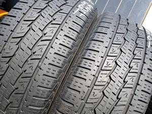 255/65-17 #2 tires for Sale in Alexandria, VA
