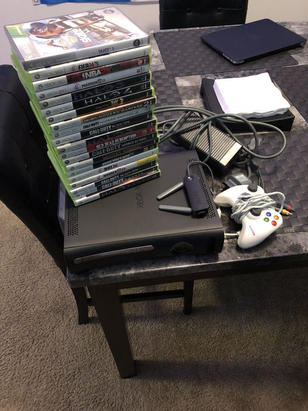 Xbox 360 Used