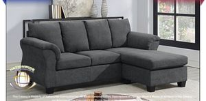 Mini Sectional Sofa Couch!!Brand New Free Delivery for Sale in Chicago, IL