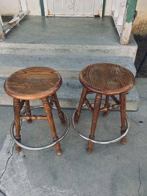 Wooden Bar Stools for Sale in Riverside, CA
