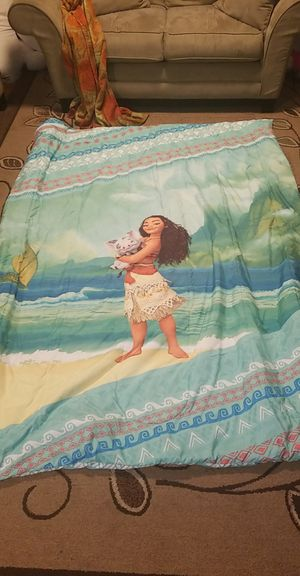 Moana twin bed set for Sale in Olympia, WA