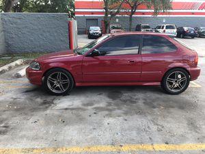 Honda Civic Hatchback for Sale in Miami, FL