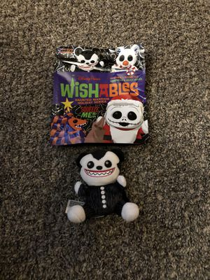 Disney Parks Wishable Vampire Teddy Nightmare Before Christmas Mystery Series for Sale in Clovis, CA