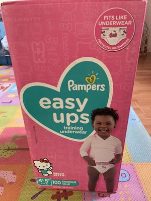 Pampers easy ups for Sale in Los Angeles, CA