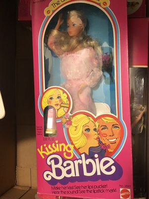 1978 kissing Barbie for Sale in Bothell, WA