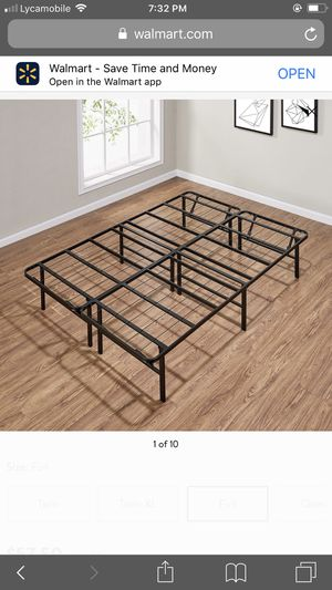 Twin bed frame for Sale in Arlington Heights, IL