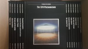 BRAND NEW TIME LIFE MYSTERIES OF THE UNKNOWN for Sale in Ontario, CA
