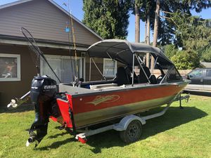 2007 Rogue Marine Scrambler!!!!! for Sale in Renton, WA