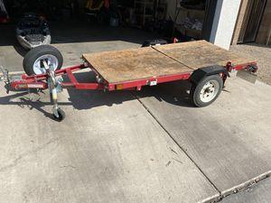 2014 4' x 8' utility trailer for Sale in Gilbert, AZ