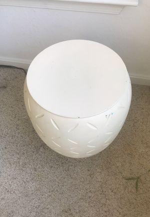 Sitting stool/ plant holder for Sale in Dumfries, VA
