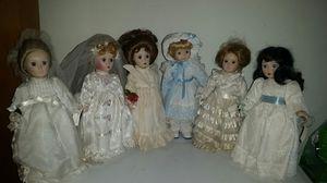 Danbury mint bride dolls for Sale in Prineville, OR