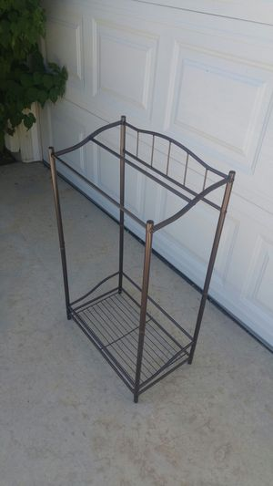 Metal shelf for Sale in Temecula, CA
