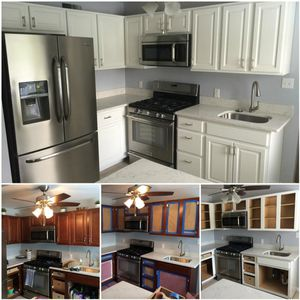 Kitchen Cabinet Refinishing for Sale in Fort Lauderdale, FL