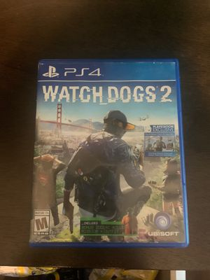 Watch dogs 2 for Sale in Smyrna, TN