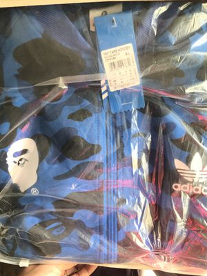 Bape track suit for Sale in Perris, CA