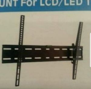 Tilt tV wall mount 22 to 75 inches for Sale in Plano, TX