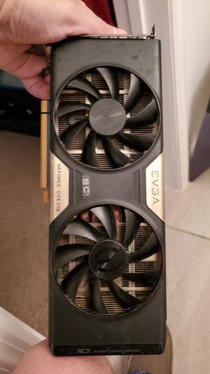 GTX 770 used for Sale in Punta Gorda, FL