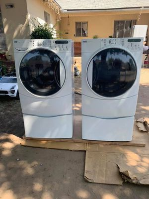 Kenmore washer and electric dryer both work great . I can delivery for Sale in Fresno, CA