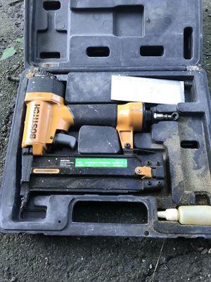 Bostitch finish Brad nail gun for Sale in Cambridge, MA
