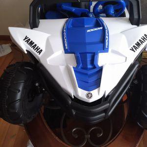 Yamaha YXZ Battery Ride On for Sale in Trenton, NJ