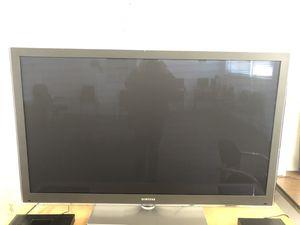 Samsung TV PN58C8000YF for Sale in Alexandria, VA