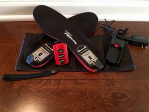 Profelx thermal insoles/ ice fishing for Sale in Woodridge, IL