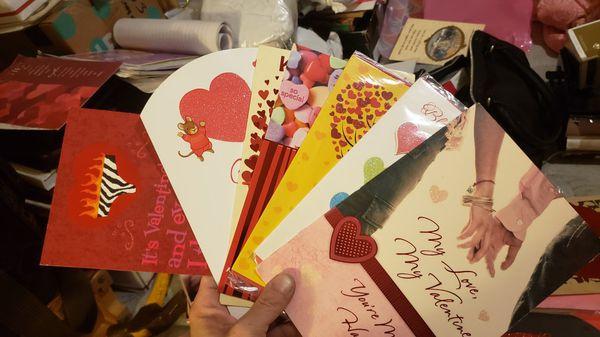 Valentine's Card Bundles