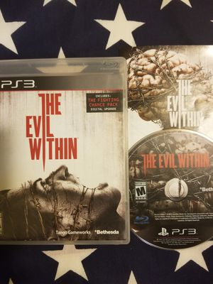 The Evil Within (PS3) for Sale in US
